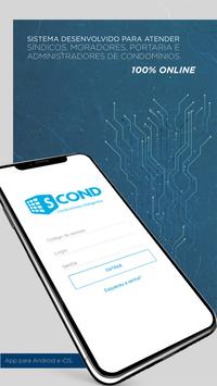 SCOND poster
