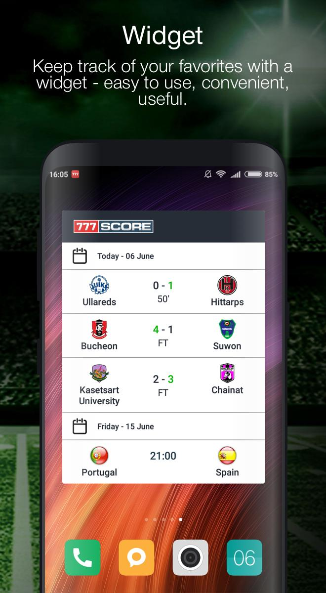 777score for Android - APK Download