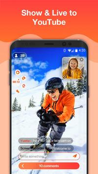 Screen Recorder For Game, Video Call, Online Video screenshot 6