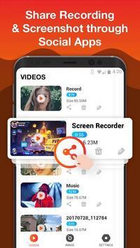 3 Schermata Screen Recorder for Game, Video Call, Screenshots