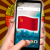 Communism URSS Flag icon
