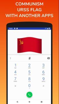 Communism URSS Flag screenshot 3