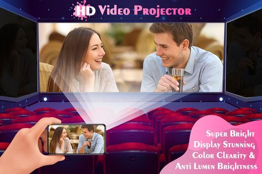 HD Video Projector screenshot 4
