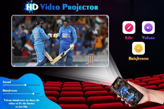 HD Video Projector screenshot 1