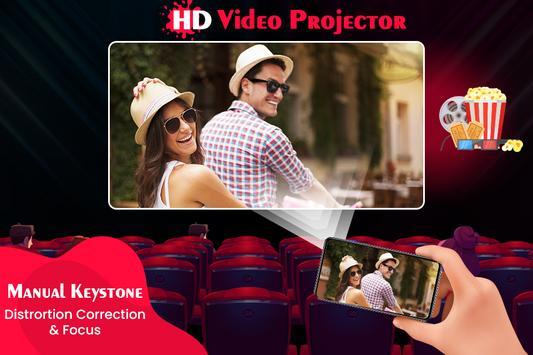 HD Video Projector screenshot 2