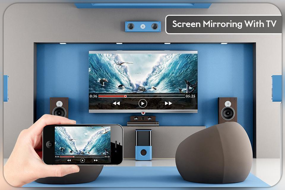 Screen Mirroring With Samsung Tv Cast For Smart Tv For Android Apk Download