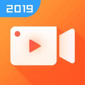 Screen Recorder VideoShow with audio& Video Editor icon