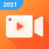 Scherm opnemer met audio, video-editor, V Recorder-icoon