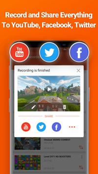 Screen Recorder VideoShow with audio& Video Editor screenshot 5