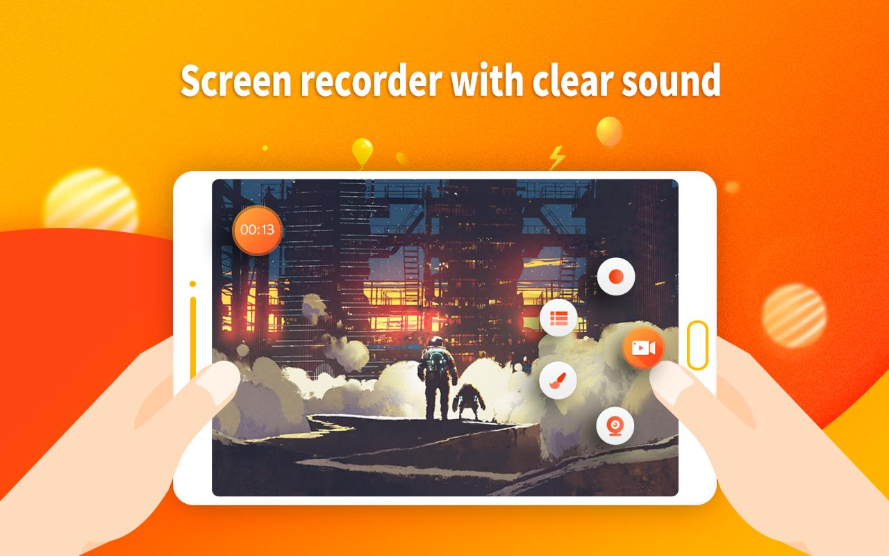 Screen Recorder V Recorder - Audio, Video Editor for Android