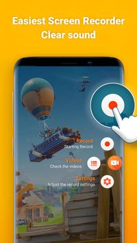 Screen Recorder VideoShow with audio& Video Editor poster