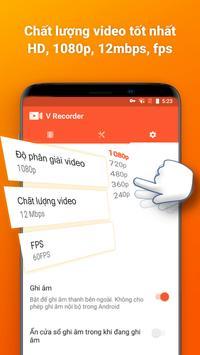 V Recorder ảnh chụp màn hình 3