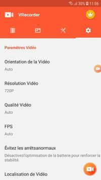 Enregistreur d'écran - capture d'écran avec audio capture d'écran 6