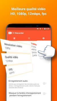 Enregistreur d'écran - capture d'écran avec audio capture d'écran 3