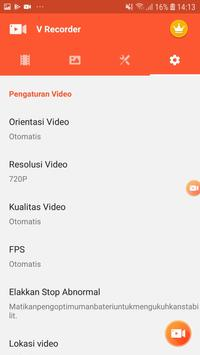 Screen Recorder - Perekam Layar, Video Editor screenshot 6
