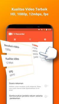 Screen Recorder - Perekam Layar, Video Editor screenshot 3
