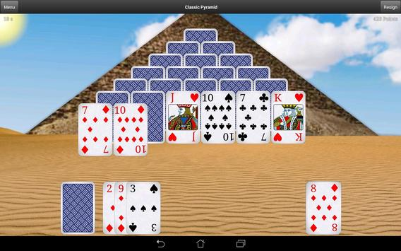Classic Pyramid Free screenshot 9