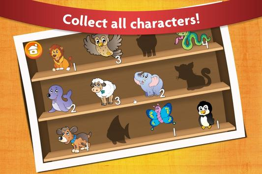 Animals Matching Game For Kids syot layar 3