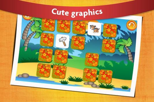 Animals Matching Game For Kids syot layar 5