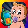 Детские телефоны бесплатно - Симпатичные животные иконка