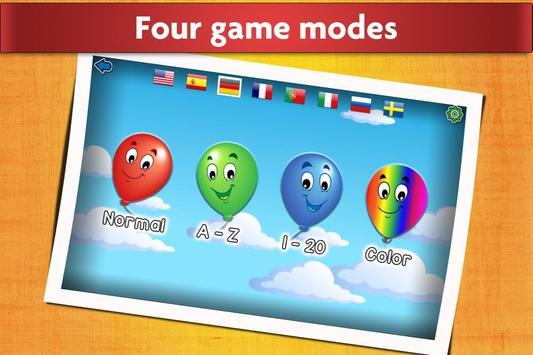Estouro de Balões Jogos Gratis imagem de tela 8
