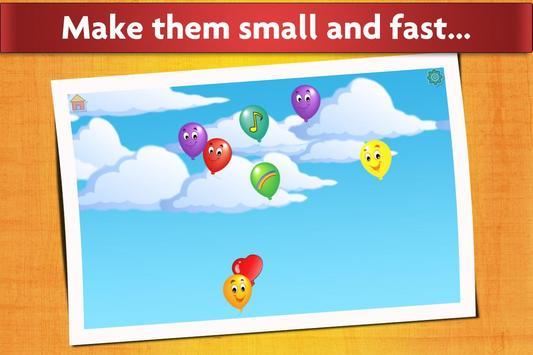 Estouro de Balões Jogos Gratis imagem de tela 13