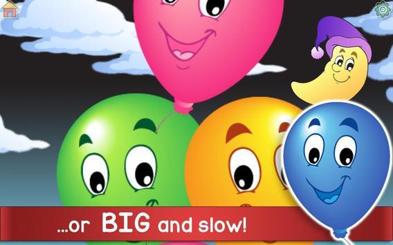 Kids Balloon Pop Game Free 🎈 screenshot 23