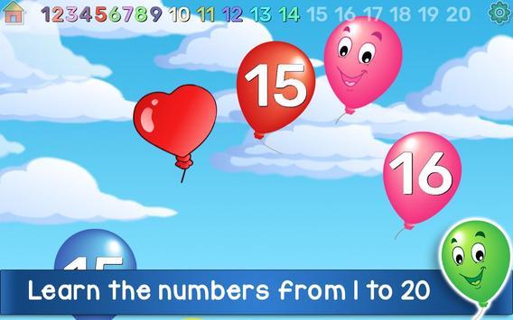 Kids Balloon Pop Game Free 🎈 screenshot 2