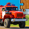 Cars, Trucks, & Trains Jigsaw Puzzles Game 🏎️ أيقونة