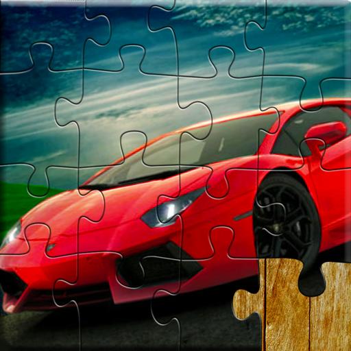 Sports Car Jigsaw Puzzles Game - Kids & Adults 🏎️