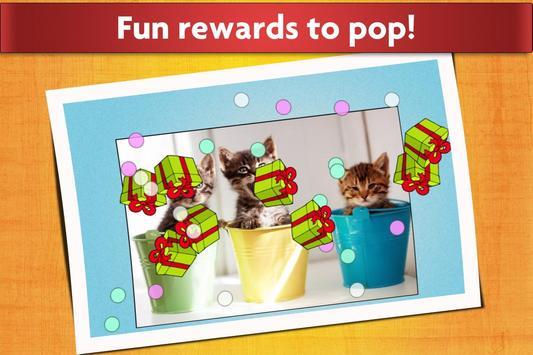 与猫的益智游戏 - 适合儿童和成人 😺 截图 3