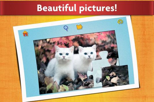 与猫的益智游戏 - 适合儿童和成人 😺 截图 4