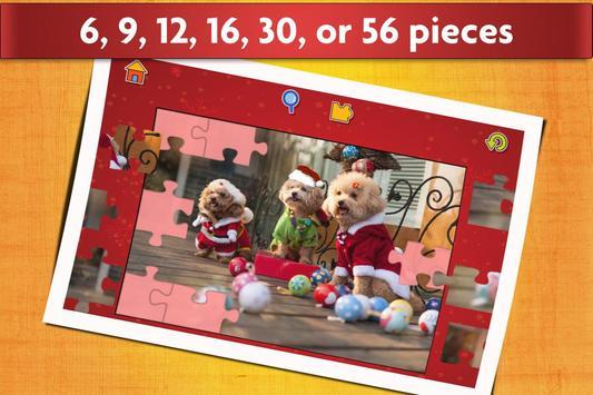 圣诞益智游戏 - 适合儿童和成人 🎄 截图 2