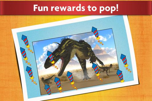 Dinosaurs Jigsaw Puzzles Game - Kids & Adults screenshot 3