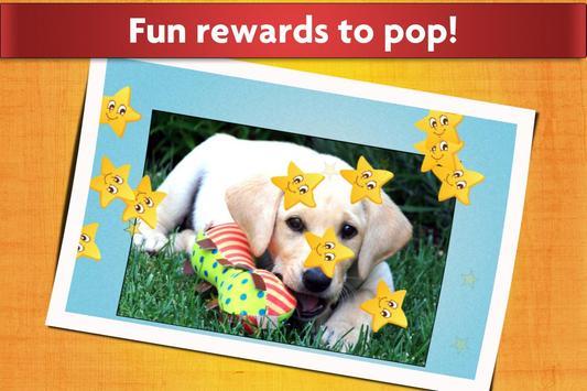 الكلاب لغز لعبة للأطفال مجانا تصوير الشاشة 8