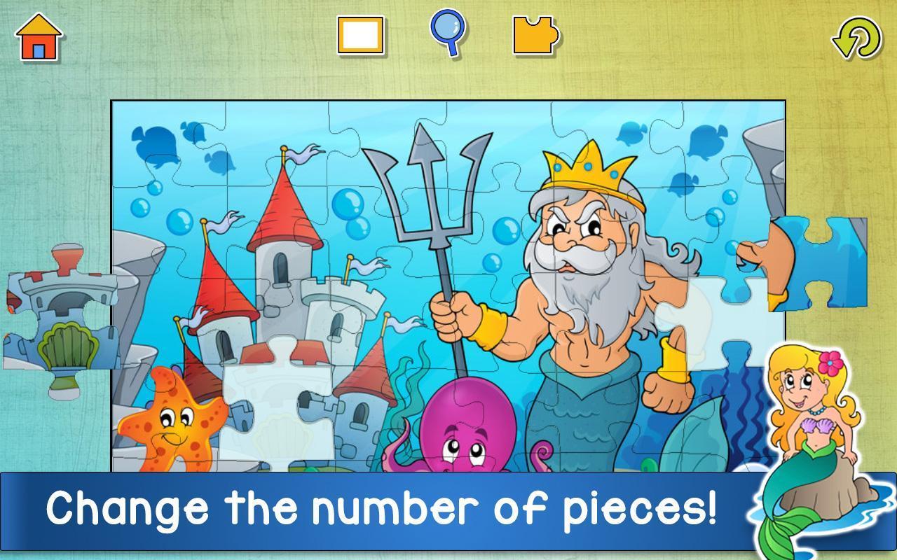 cefeba750d Quebra-cabeça para Crianças e Bebês 🌞 para Android - APK Baixar