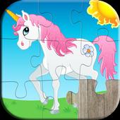 Kids Animals Jigsaw Puzzles ❤️🦄 icon