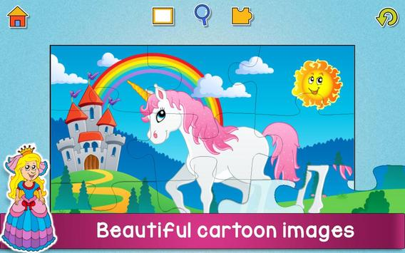 Kids Animals Jigsaw Puzzles ❤️🦄 poster