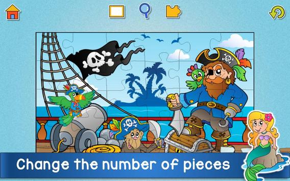 Kids Animals Jigsaw Puzzles ❤️🦄 screenshot 1