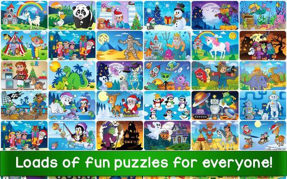 Kids Animals Jigsaw Puzzles ❤️🦄 screenshot 5