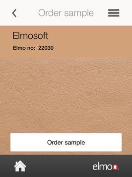 Order sample screenshot 7