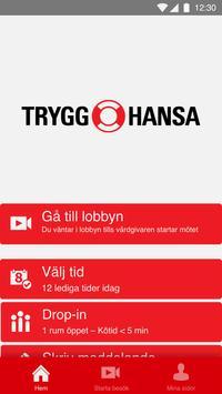 Vårdplanering Trygg-Hansa poster