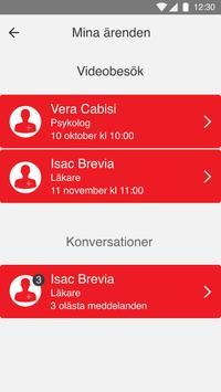 Vårdplanering Trygg-Hansa screenshot 2