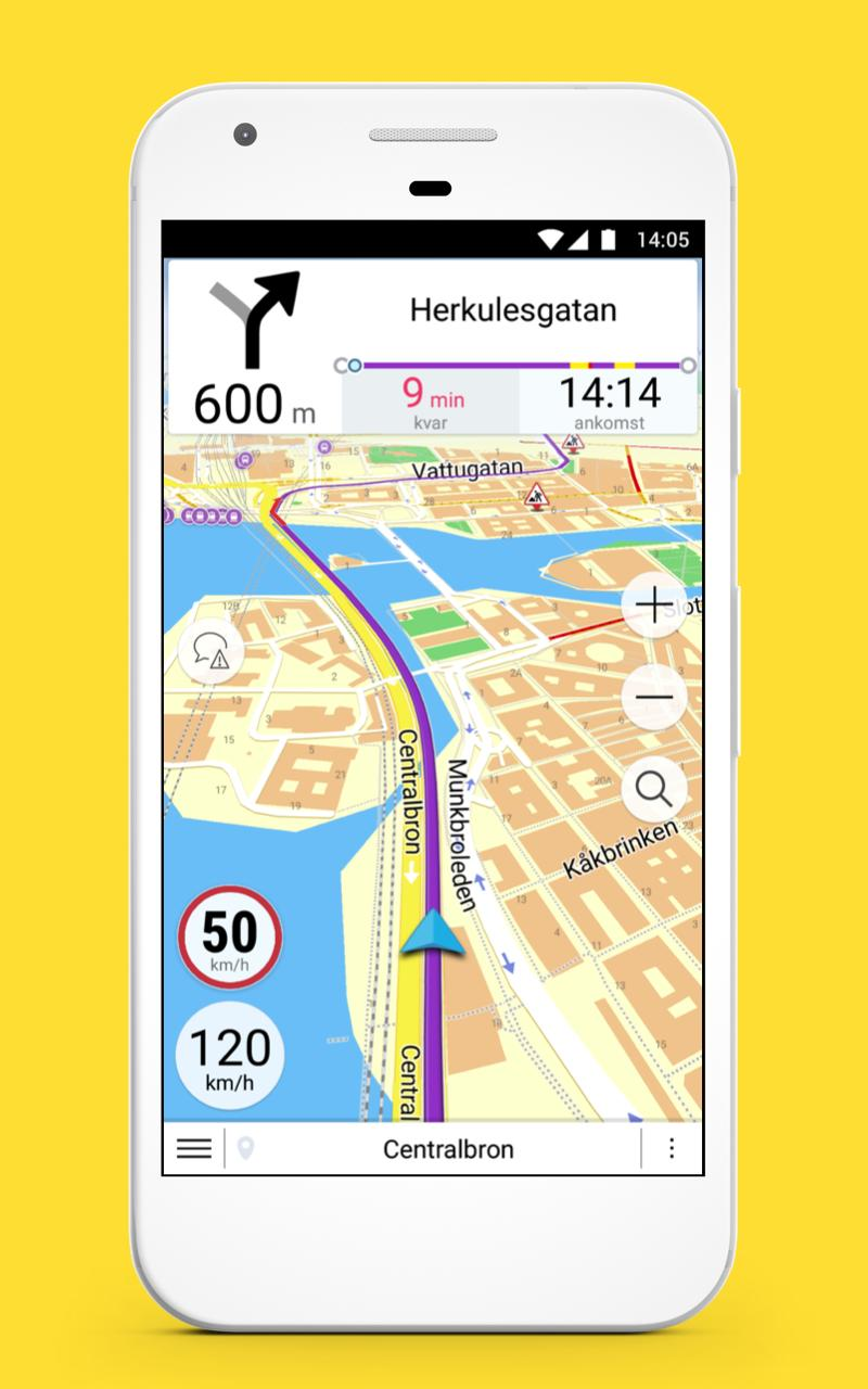 Eniro Navigation Offline Gps For Android Apk Download