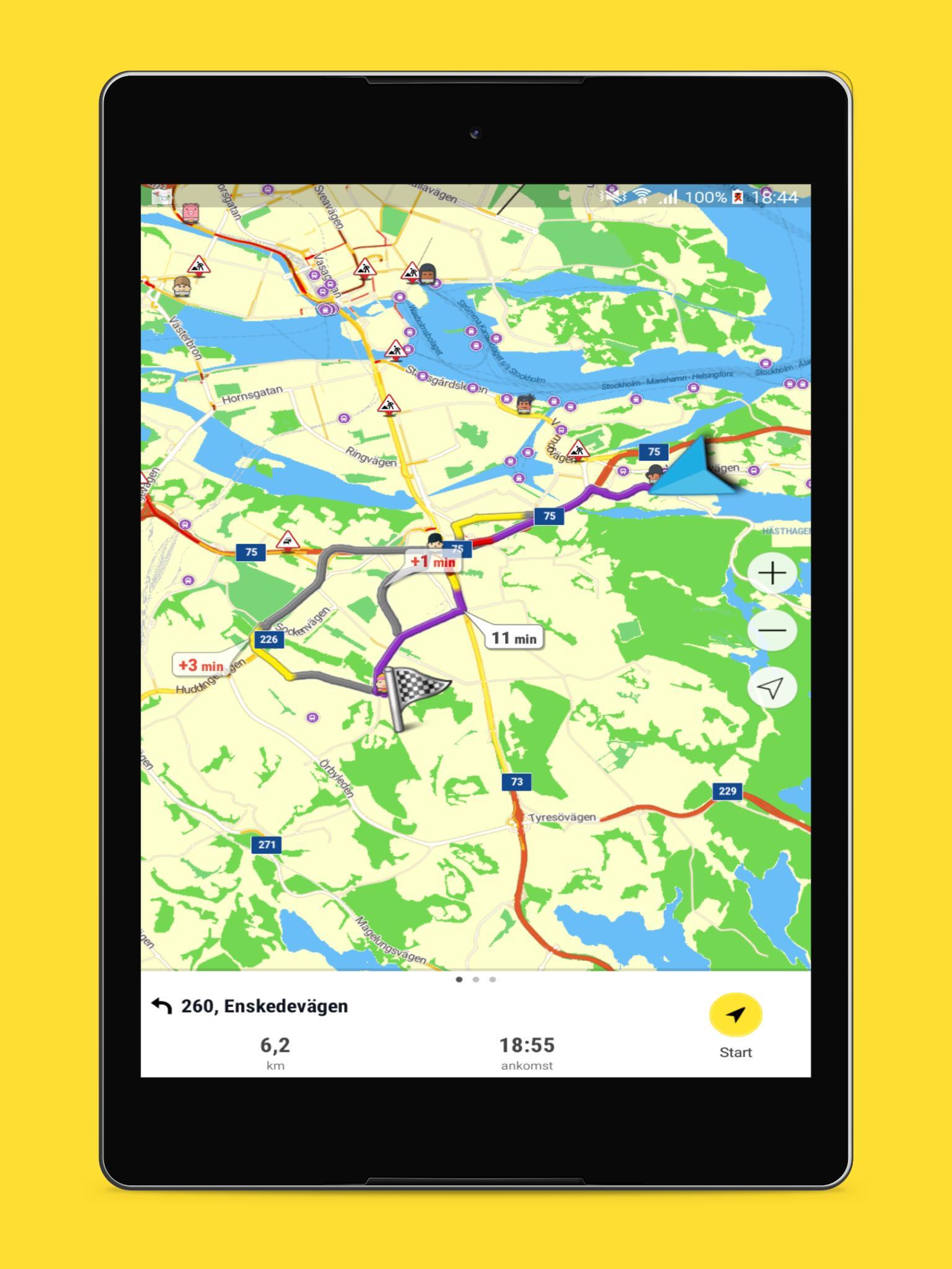 Eniro Navigation Offline Gps For Android Apk Download