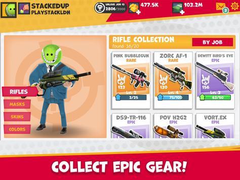 Snipers vs Thieves screenshot 22