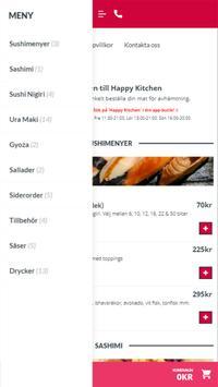 Happy Kitchen Karlstad screenshot 1