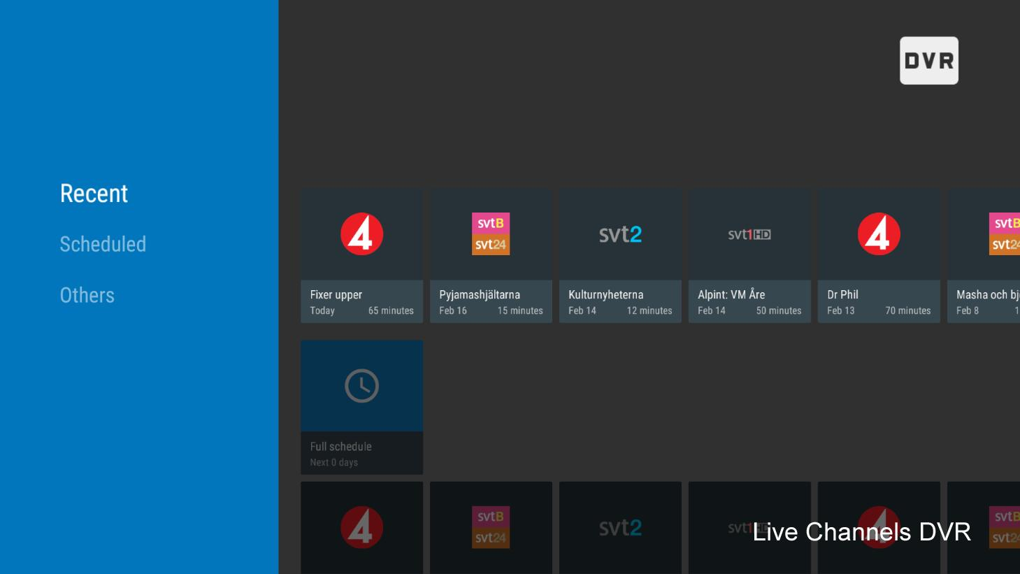 PVR Live for Android - APK Download