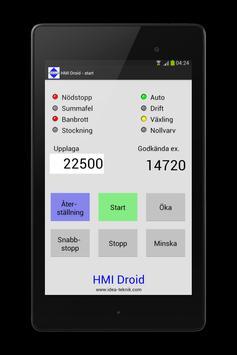 HMI Droid screenshot 17