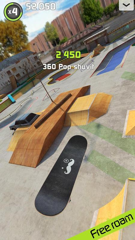 touchgrind skate 1 apk